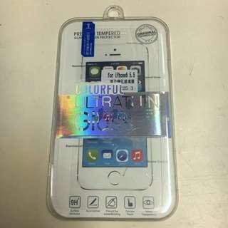"iPhone6/ 6s Plus 5.5"" 鋼化玻璃保護貼"
