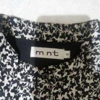 Dress merk mint size 12
