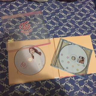 TWICE Mina CD