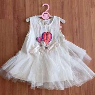 Pretty Hot Air Ballon tutu dress