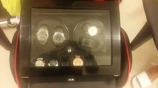全自動上鍊錶盒