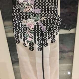 margot dress/qipao