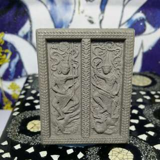 Kruba Krissana Guardian God (四大天王) Amulet