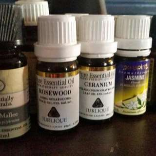 Essential Oil Blend For Oil Burner Or Reed Diffuser: Highest Potential. 5ml Bottle $10.