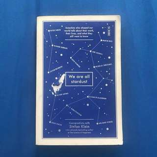 We Are All Stardust - Stefan Klein