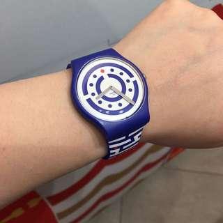全新 swatch2018 限量會員手錶  八五折