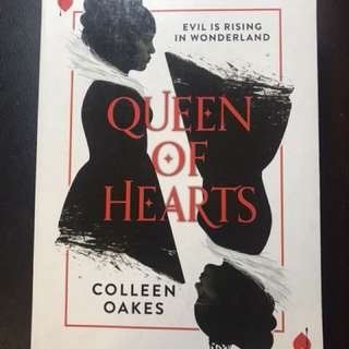 Queen Of Hearts Novel