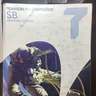 Pearson Math