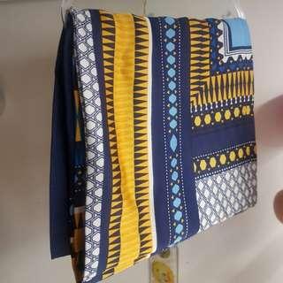 民族風絲巾