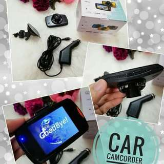 CAR CAMCORDER