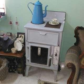 Vintage GEC oven