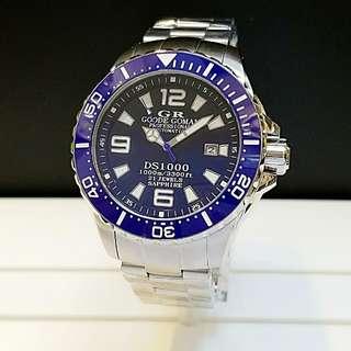 日本GR潛水運動錶