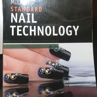 Milady's Standard Nail Technology Book