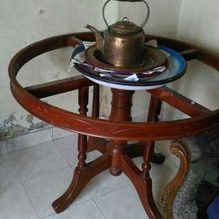 Kopitiam table stand