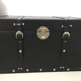 Ready Size S M L Black Box