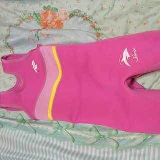 MotherCare konfidence thermal swim suit 4-5yr