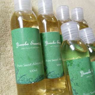 Pure Sweet Almond Oil 100ml