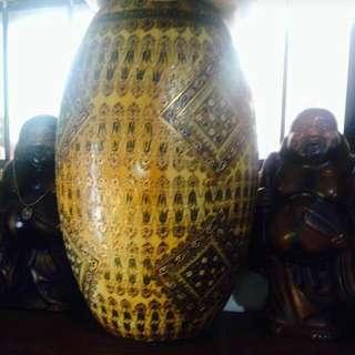 Golden Porcelain egg