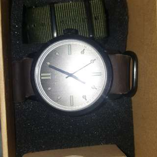 Jam tangan eiger authentic watch