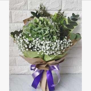 Hydrangea Bouquet (Large)