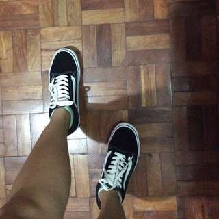 Original Vans Old Skool Women