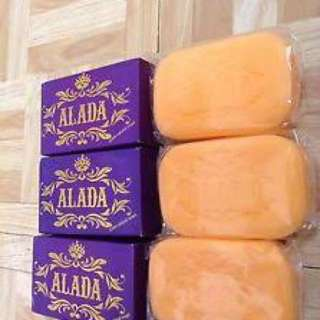 Authentic Alada Soap from Thailand