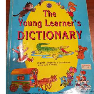 The Young Learner's Dictionary