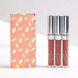 Just Peachy Lip Bundle