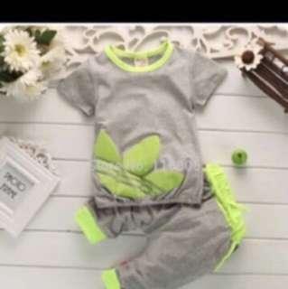 Toddler boys sets apparel