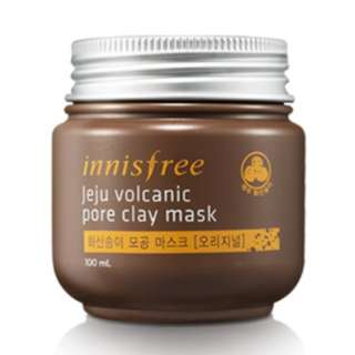 Volcanic Pore Clay Mask (100mL)