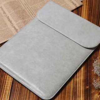 Korea Ultra Slim Naked Leather Laptop MacBook Sleeve Case