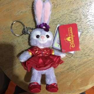 迪士尼 新年 stella lou 兔 duffy