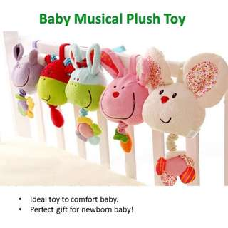 Baby Musical Plush Toy
