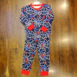 💟Ready Stock💟kids long sleeve pajamas 💟size-4,6,8,10