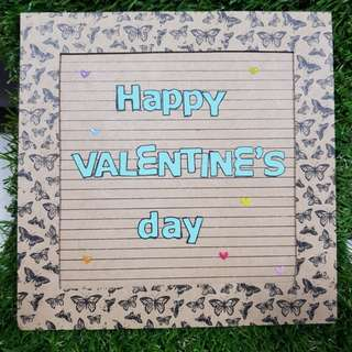 Happy Valentine' Day