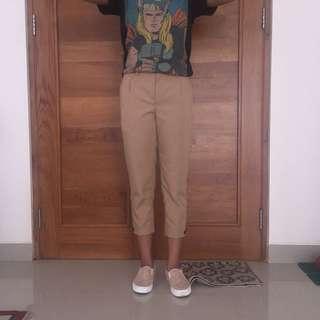 Celana Chinos / celana bahan