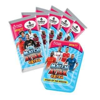 英超球星咭 遊戲咭 曼聯 阿仙奴 車路士 曼城 熱刺 利物浦 Despicable Me 3 Premier League Extra 16/17 Match Attax Extra Trading Card Stars Of The Season