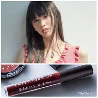 LIPGLOSS EMI X BEAMS JAPAN