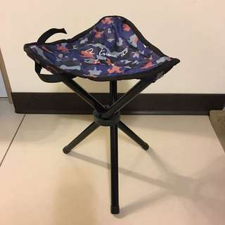 🚚 收納三腳椅