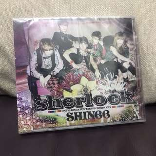 SHINee Sherlock日版CD