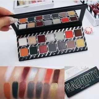 Kylie Jenner Naughty Eyeshadow Palette