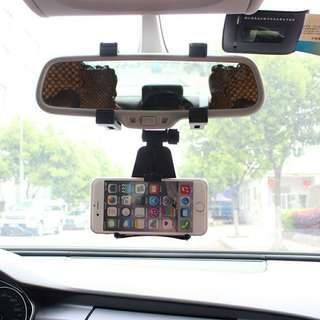 Car holder for mobile