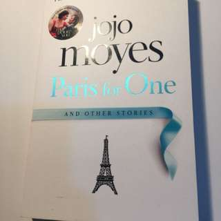 Jiji Moyes - Paris for One