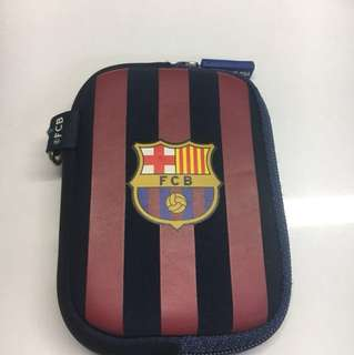 Fc Barcelona pouch
