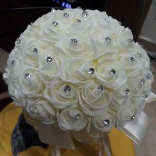 Wedding Hand Flower