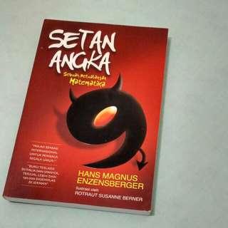 Setan Angka, Sebuah Petualangan Matematika