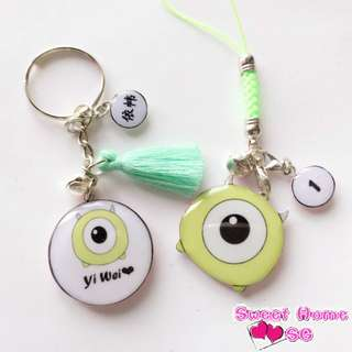Customized Cute Keychain