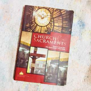 Church and Sacraments