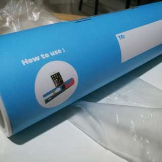 New Oreo Cylinder Mobile Phone Speaker Booster