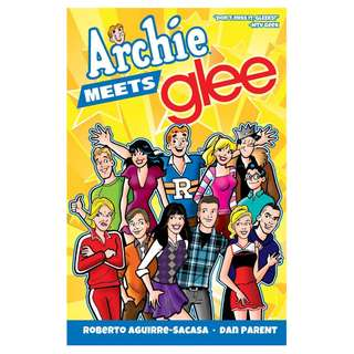 🚚 Archie Meets Glee